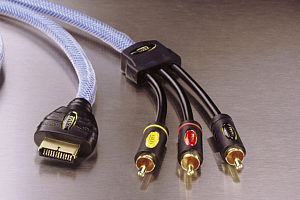 IXOS XPP02 - Playstation to 3x Phono Cable - Audio & Video - 2m